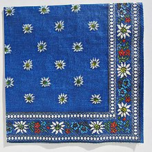 Papier - Servítka  M 144 - 11854637_