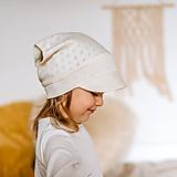 Detské čiapky - Letná vzdušná šatka - 11853520_