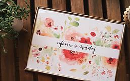 Obrazy - VYBERÁM SI NÁDEJ - art print - 11855880_
