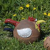 Dekorácie - Sliepka - záhradá dekorácia - 11856068_