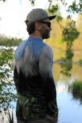 Tričká - KRIVÁŇ - termo tričko pánske - 11856703_