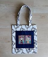 Nákupné tašky - Taška Frida Kahlo IV. - 11860393_