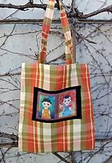 Nákupné tašky - Taška Frida Kahlo V. - 11860489_