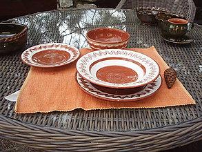 Nádoby - Chalupárske taniere - 11859999_