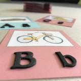 Hračky - abeceda a OBRÁZKY - 11862180_