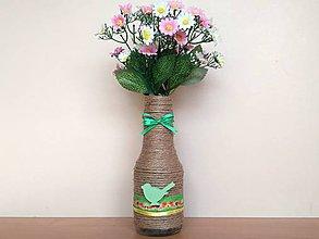 Dekorácie - Váza - 11860626_