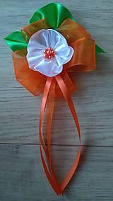 Pierka - Pierko pre starejšieho oranžové - 11861895_