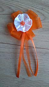 Pierka - Pierko pre starejšieho oranžové - 11861896_