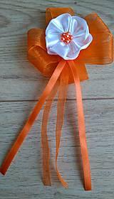 Pierka - Pierko pre starejšieho oranžové - 11861897_