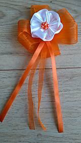 Pierka - Pierko pre starejšieho oranžové - 11861898_