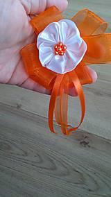 Pierka - Pierko pre starejšieho oranžové - 11861899_