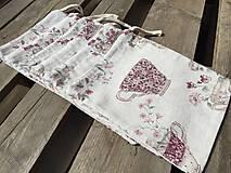 Úžitkový textil - vrecúško nostalgia - 11858873_
