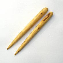 Ozdoby do vlasov - Drevené ihlice do vlasov - tŕnkové - 11861686_