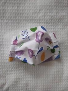 Rúška - Dievčenské rúško - jar - 11865704_