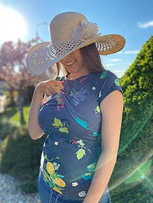 Tričká - Tričko na dojčenie fruits - 11866308_