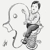 Grafika - Detský grafický portrét na objednávku - 11862792_