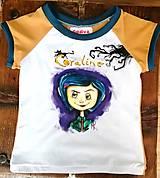 Tričká - Coraline - 11863798_