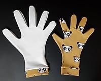 Rukavice - Ochranné rukavice (rodičovský set) - 11870735_