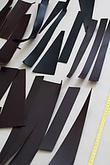 Suroviny - Zbytková hladenica mix farebný 2–3 mm - 11872118_