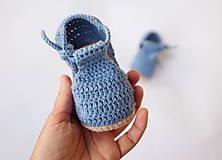 Topánočky - Sandálky 11,50cm - 11876279_