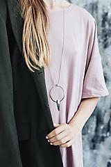 Náhrdelníky - Stylový stříbrný náhrdelnik Adam - 11877957_