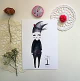 Grafika - Môj kvetináč - 11881589_
