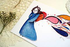 Grafika - Batoh plný farebností - 11881626_