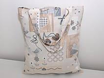 Nákupné tašky - Nákupná taška  - 11879523_