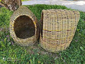 Košíky - Košík pre sliepky - 11885134_