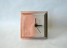 Hodiny - Betónové hodinky WIRE - 11885098_