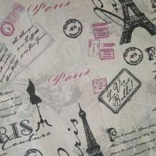 Nákupné tašky - Nákupná taška Paris - 11889635_