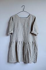 Šaty - Šaty CLARA pásikové - 11890886_