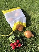 Iné tašky - Vrecúško na zeleninu - 11888137_