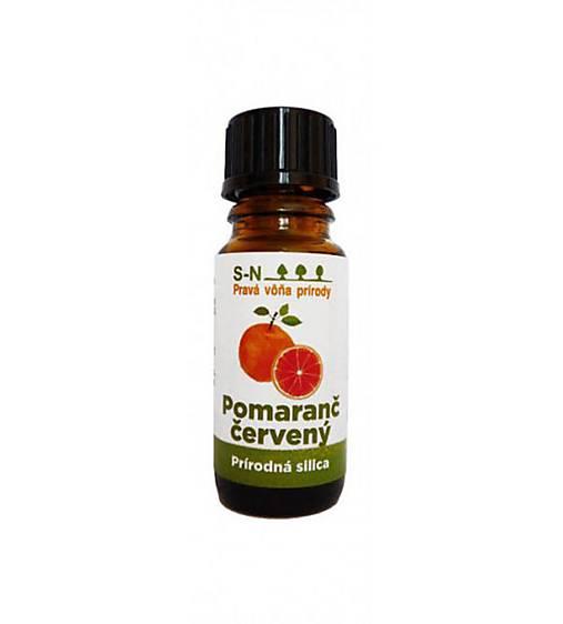 SLOWNATUR Prírodný esenciálny olej (Červený pomaranč)