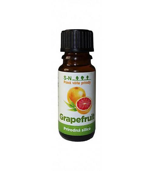 SLOWNATUR Prírodný esenciálny olej (Grapefruit)