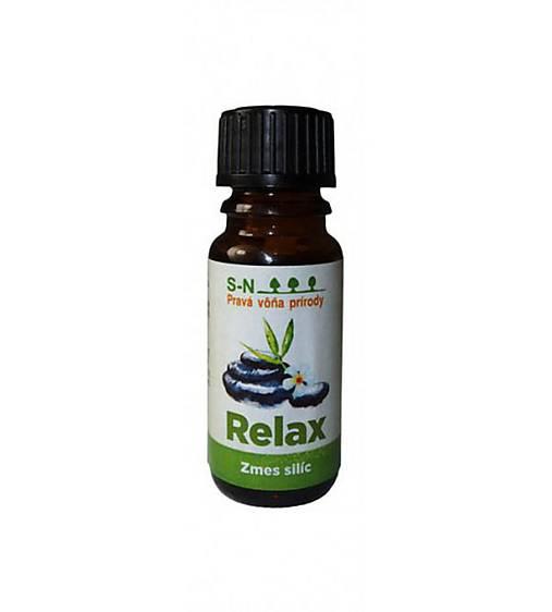 SLOWNATUR Prírodný esenciálny olej (Relax)
