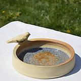Nádoby - Napájadlo pre vtáky - 11887827_