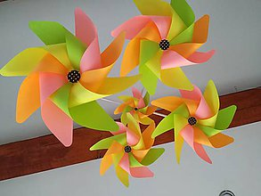 Hračky - Závesná montessori zmyslová hračka veterníky - 11887844_