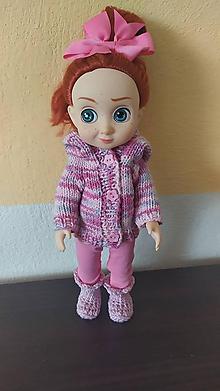 Hračky - Vera oblečenie pre bábiku. - 11900737_
