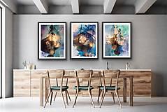 Obrazy - No time to dive - 11898263_