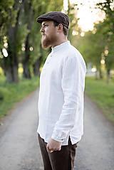 Oblečenie - Košuľka Mojmír biela - 11904361_