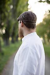 Oblečenie - Košuľka Mojmír biela - 11904362_