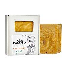 Drogéria - Organické mydlo pre deti - 11902551_