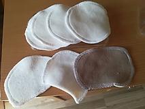 Úžitkový textil - Recy-veci-Odličovacie tampóny - 11904618_