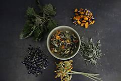 Potraviny - čaj záhrada večného leta č.1 - 11903363_