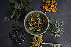 Potraviny - čaj záhrada večného leta č.1 - 11903380_