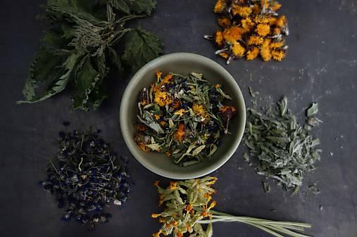 čaj záhrada večného leta č.1