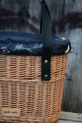 Kabelky - Prútená kabelka do ruky N°9 - 11903293_