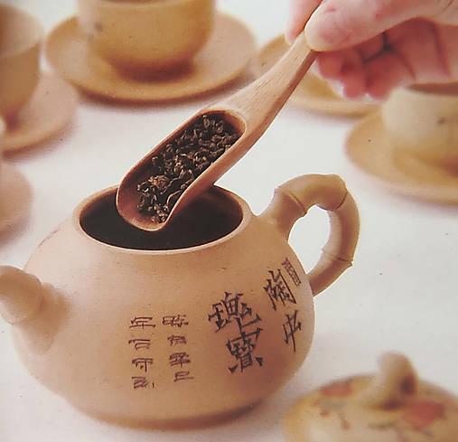 Čajová naberačka