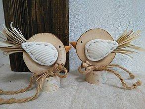 Dekorácie - Vtáčence - 11905444_